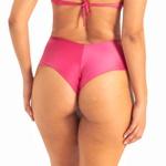 Calcinha Hot Pants fio duplo Pink