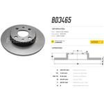Par de disco de freio Dianteiro: Mobi 1.0 2017/ e Traseiro: Alfa Romeo 145 1.7, 1.8 e 2.0, Alfa Romeo 155 2.0, Coupe 2.0, Marea 1.6, 1.8, 2.0 e 2.4, Tempra 2.0 e Tipo 1.6 e 2.0. Disco solido Diametro 240mm e 04 furos