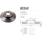 Par de disco de freio dianteiro Spin 1.8 2017/. Disco ventilado diametro 256mm e 04 furos