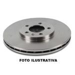 DISCO DE FREIO DIANTEIRO AUDI A4 A6 PASSAT VARIANT - PAR - VIG3990