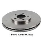 DISCO DE FREIO DIANTEIRO AUDI A1 A3 VOLKSWAGEN GOLF POLO <BR><BR> - VIG3994