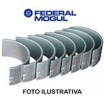 Bronzina de biela Std Fusca, TL, Kombi, SP2, Brasilia, Kombi, Variant, Gol 1300, 1500, 1600 refrigerado a ar - 42930RA STD