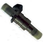 Bico injetor Gol, Parati 2.0 16V 1996/ e Tempra 2.0 16V 1995/ a gasolina. Gravado IWP174. Cinza - 50100102