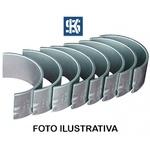 Bronzina de biela 0,75 Elba, Fiorino, Palio, Premio, Siena, Strada e Uno 1.5/1.6 8/16V Argentino (Sevel) - 77769630