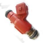 Bico injetor Celta, Corsa, Meriva, Montana e Prisma 1.4 flex 2005 a 2012 . Bico vermelho