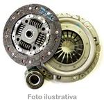 Kit de embreagem Bravo, Grand Siena, Idea, Linea, Palio, Siena, Strada e Punto 1.6/1.8 e 1.9 16V E-torq todos com cambio Dualogic 2008/ - 228073