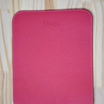 Mouse Pad Rosa Chiclete