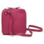 Bolsa de Couro Legítimo Pequena Xodózinha Pink