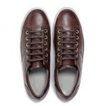 Sneaker Balder Couro Mouro
