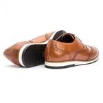 Sapato Oxford Casual England Caramelo