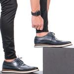Sapato Casual Derby Brogue Durhan Marinho