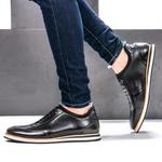 Sapato Casual Durhan Plus Preto