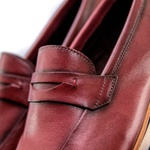 Sapato Casual Loafer Durhan Faway Bordo