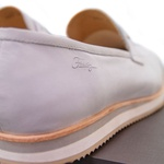 Sapato Casual Loafer Durhan Faway Branco