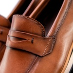 Sapato Casual Loafer Durhan Faway Whisky