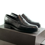 Sapato Casual Masculino Loafer Mood Aspen Preto