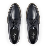Sapato Masculino Derby Mold Marinho