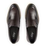 Sapato Masculino Loafer Mold Café