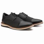 Sapato Derby Style Preto