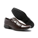 SAPATO FRANSHOES VISION THIN CAFE
