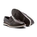 SAPATO CASUAL FRANSHOES DERBY MOSK CAFE