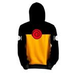 Moletom uniforme Naruto Full Print 3d Use Nerd