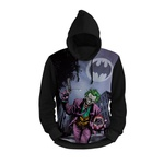 Moletom Batmam Coringa Full Print 3d Use Nerd