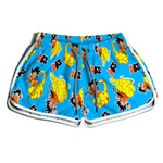 Short De Praia Estampado Feminino DB Use Nerd