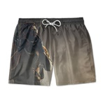 Short Praia Estampado C.S.Gol Use Nerd