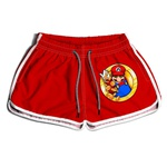 Short Praia Estampado Feminino Super Mario Bross Use Nerd