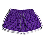 Short Praia Estampado Feminino Twitch Use Nerd