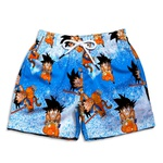 Short Praia Estampado Infantil Mickey Money Use Nerd