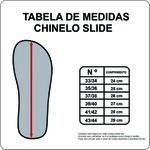 Chinelo Slide Unissex MK Negativo Black Use Thuco
