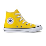 Tênis Converse Chuck Taylor All Star Seasonal Kids Amarelo