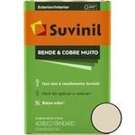 TINTA LATEX ACRILICA RENDE E COBRE MUITO PALHA 18L 50308448-SUVINIL