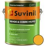 TINTA RENDE COBRE MUITO AMARELO OURO 3,6L 50518227-SUVINIL
