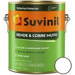 TINTA RENDE COBRE MUITO BRANCO NEVE 3,6L 50308370-SUVINIL