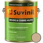 TINTA LATEX ACRILICA RENDE COBRE MUITO CAMURCA 3,6L 50304251-SUVINIL