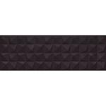 PORCELANATO NS PLIER BLACK MT RETIFICADO ACETINADO 30X90,2 FCG01AW16-ROCA