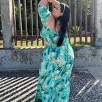 Saia Maya Plus Size Bali