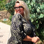 Kimono Plus Size Liz Safari
