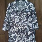Camisa De Praia Mykonos