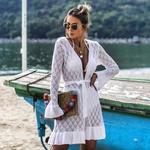 Kimono Tricot Santorini Branco