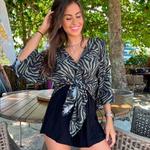 Kimono Liz Safari