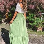 Saia Maya Verde