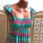 Vestido Ciganinha Curto Tie Dye Vibes