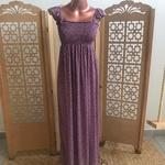 Vestido Longo Lastex Veneza