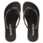 Chinelo Leme Diamond Black Villa Griffe