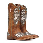 Roper Boot Snow Angel TXS 13145F