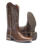 Roper Boot - 13126A by Maria Luiza Feital
